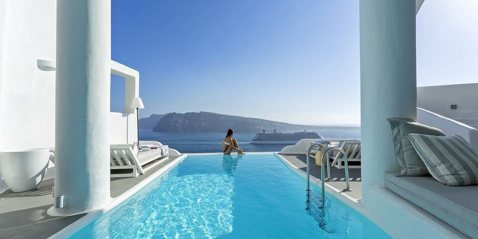 Charisma suites oia gr ce my boutique hotel for Boutique hotel oia