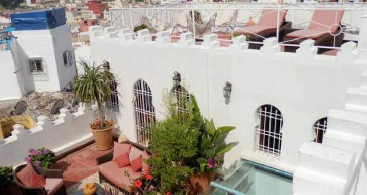 Dar chams tanja tanger maroc my boutique hotel for Boutique hotel tanger
