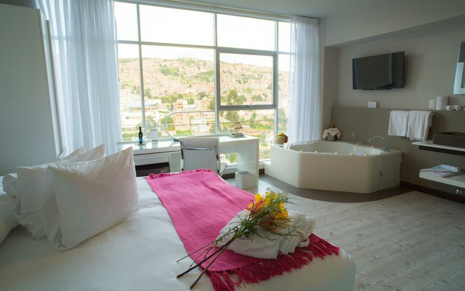 stannum boutique hotel spa la paz bolivie my. Black Bedroom Furniture Sets. Home Design Ideas