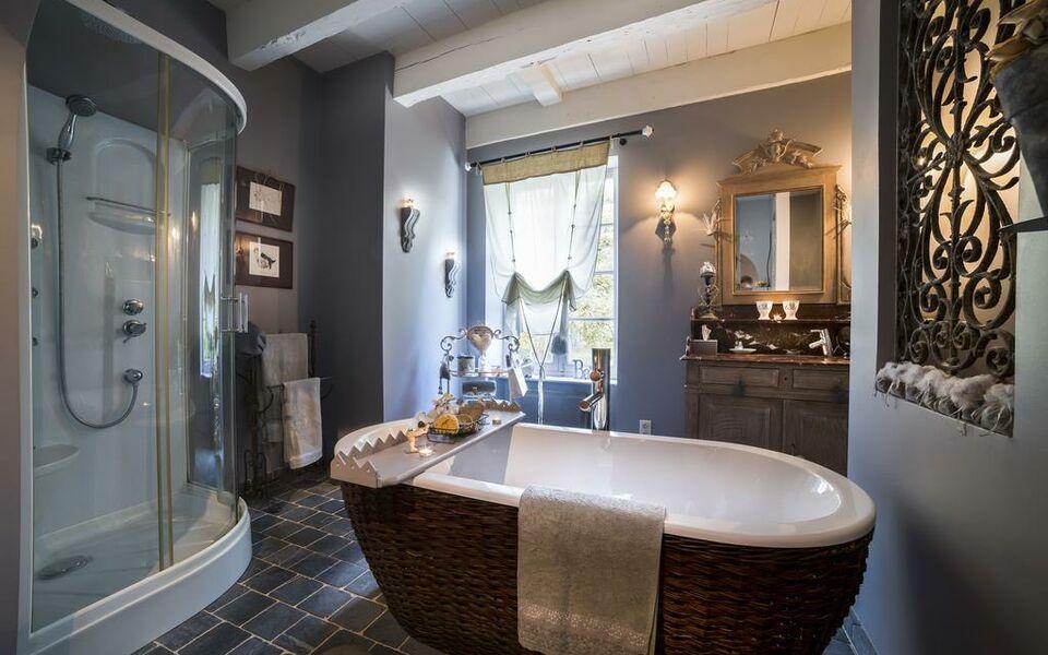 le moulin de peychenval a design boutique hotel lamonzie montastruc france. Black Bedroom Furniture Sets. Home Design Ideas