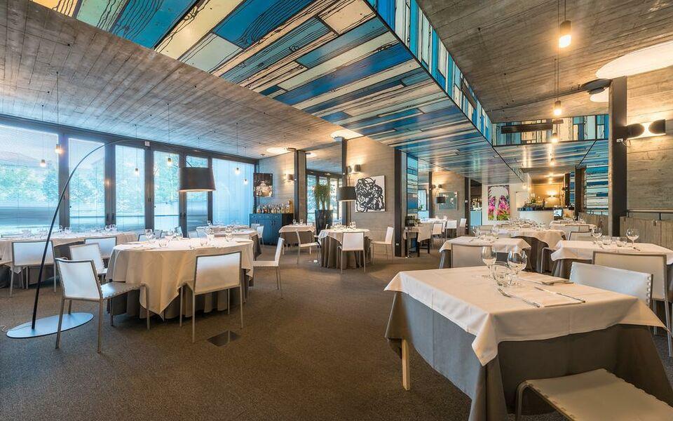 Duparc contemporary suites a design boutique hotel turin for Designhotel turin