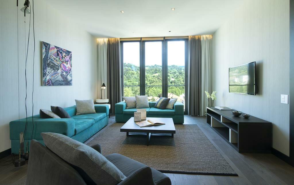 Duparc contemporary suites a design boutique hotel turin for Hotel design torino