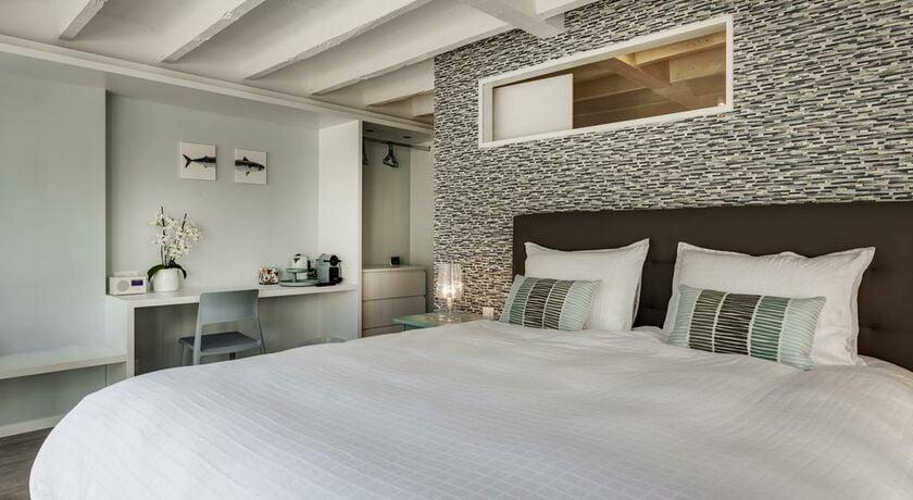 Le jour et la nuit geneve suisse my boutique hotel - Chambre double standard ...