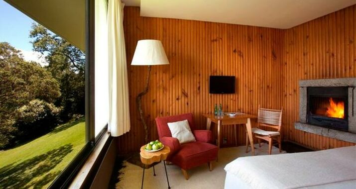 Hotel antumalal a design boutique hotel puc n chile for Hotel antumalal pucon