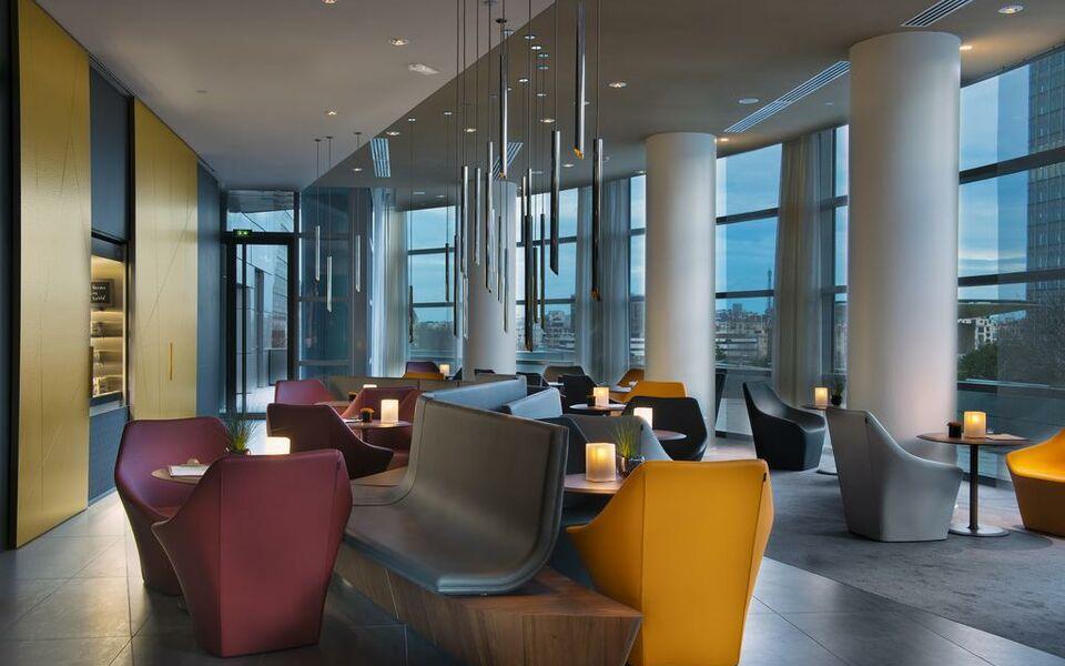 melia paris la defense courbevoie france my boutique hotel. Black Bedroom Furniture Sets. Home Design Ideas