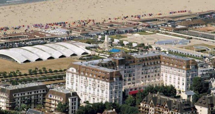 Chambre Classique Normandy Barriere : Hôtel barrière le royal deauville france my
