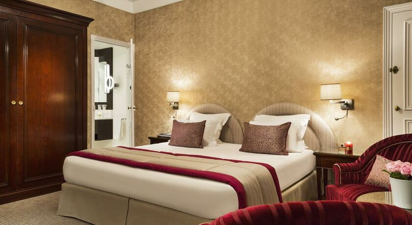 H tel barri re le royal deauville a design boutique hotel for Chambre de luxe