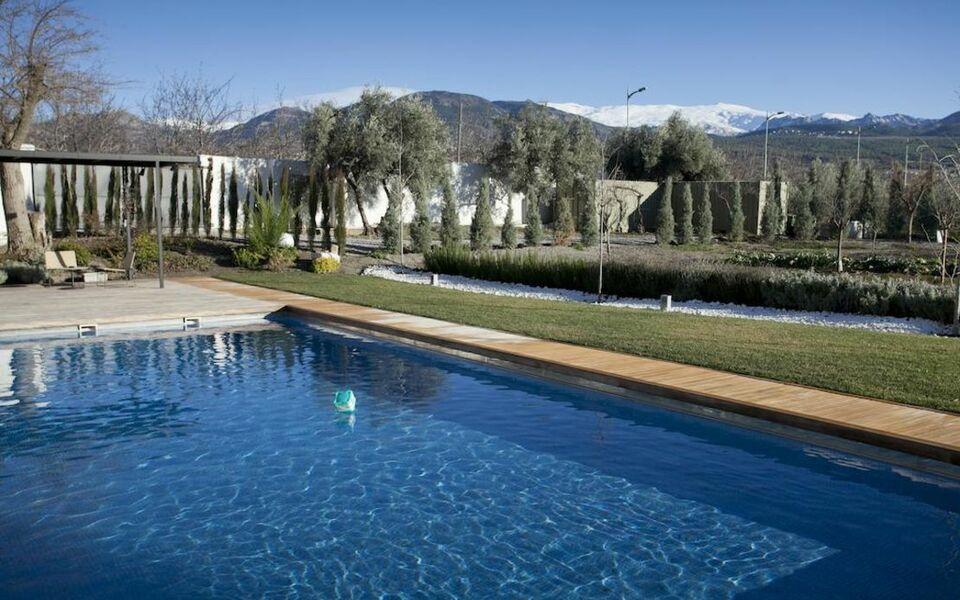 Hotel La Marquesa A Design Boutique Hotel Granada Spain