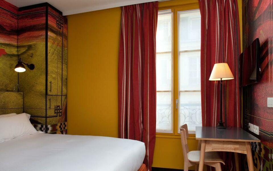 Hotel l antoine paris france my boutique hotel - Hotel paris chambre 5 personnes ...