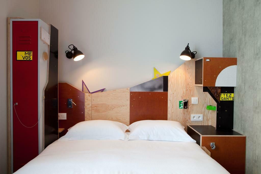 Hotel l antoine a design boutique hotel paris france for Hotel design bastille