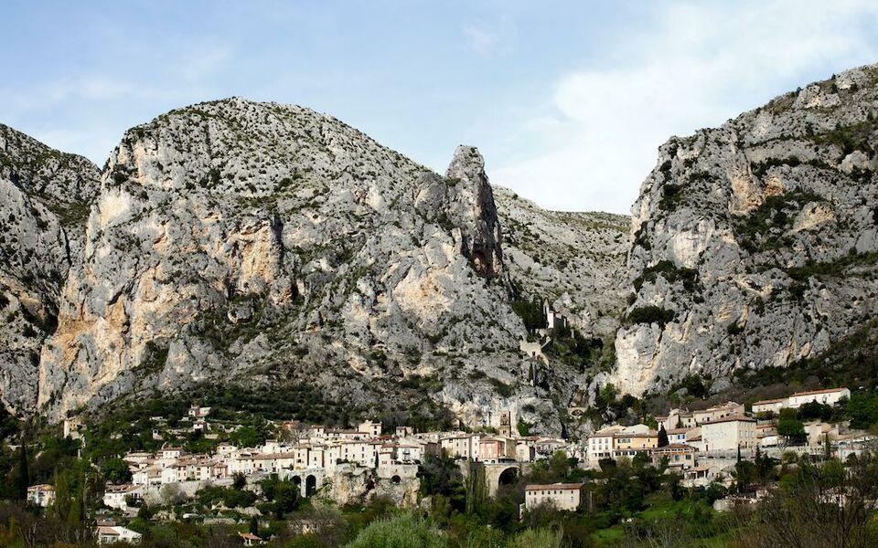La Bastide De Moustiers, Moustiers Sainte Marie, France - My ...
