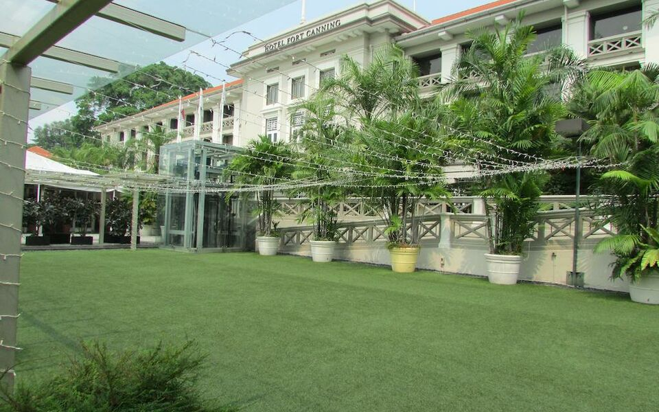 Hotel Fort Canning, Singapore (3)