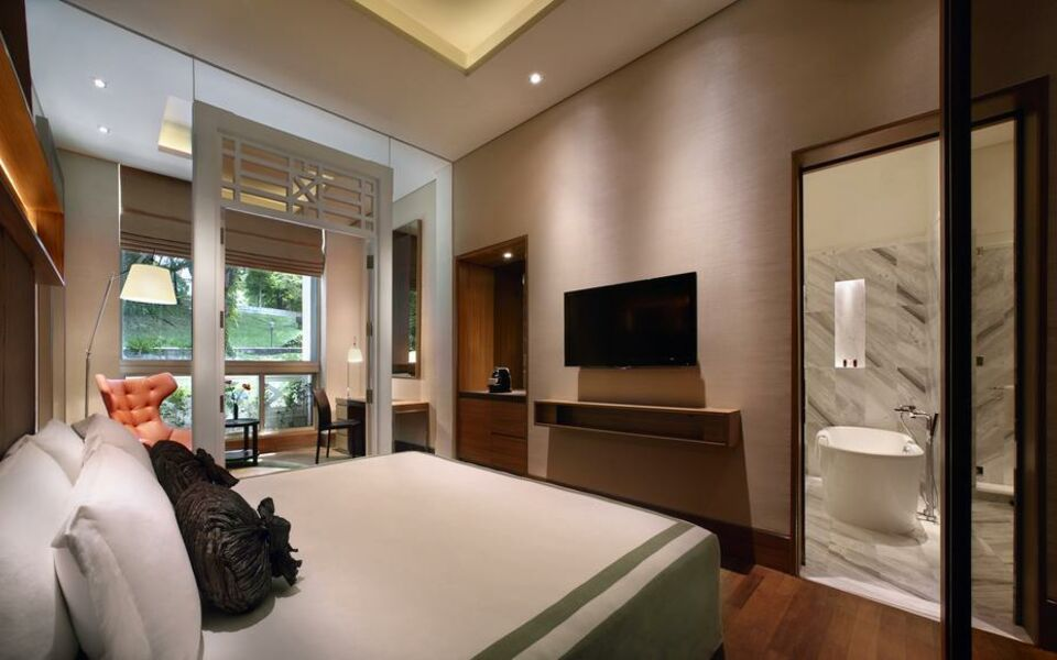 Hotel Fort Canning, Singapore (6)