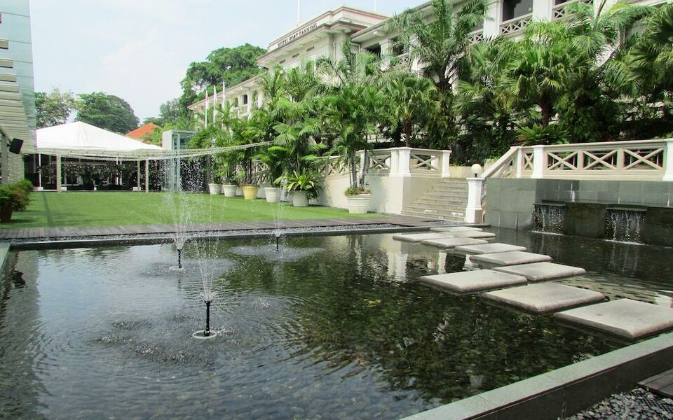 Hotel Fort Canning, Singapore (9)