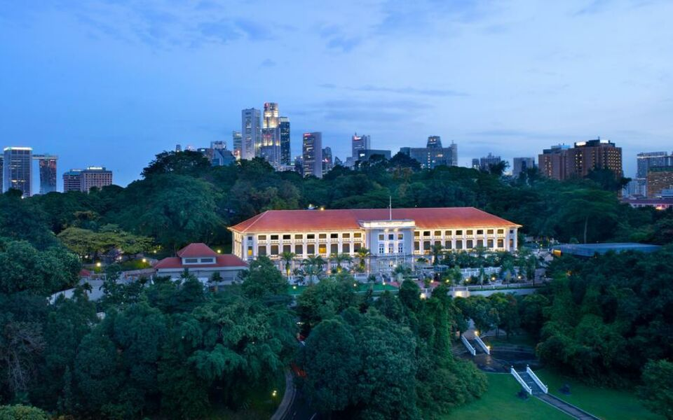 Hotel Fort Canning, Singapore (11)