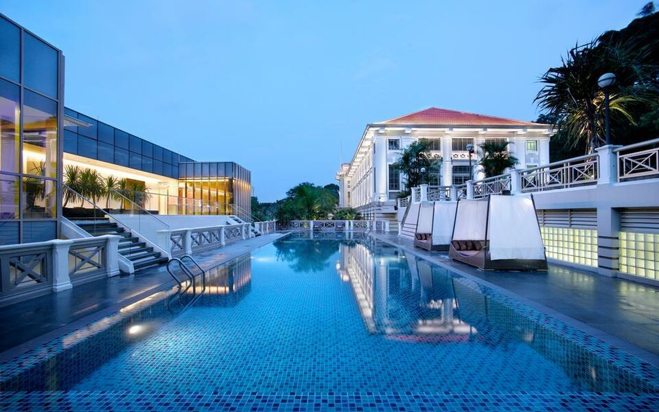 Hotel fort canning a design boutique hotel singapore for Nearest hotel to dubai design district