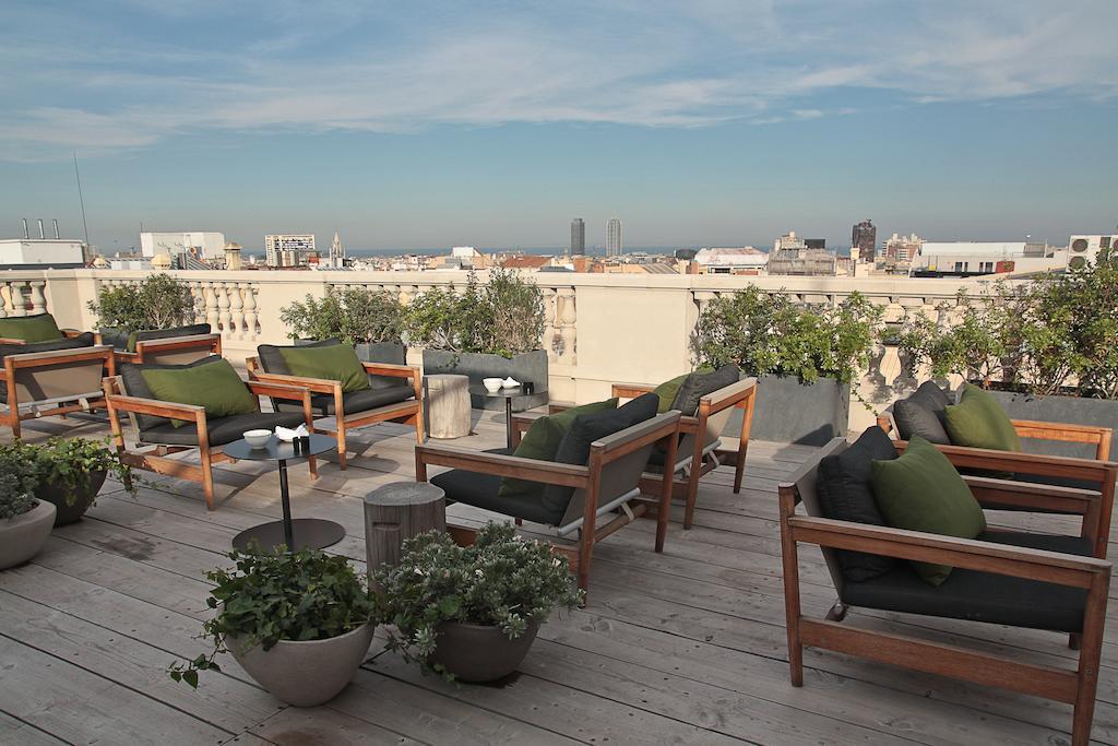 Alma barcelona a design boutique hotel barcelona spain for Boutique hotel barcelone