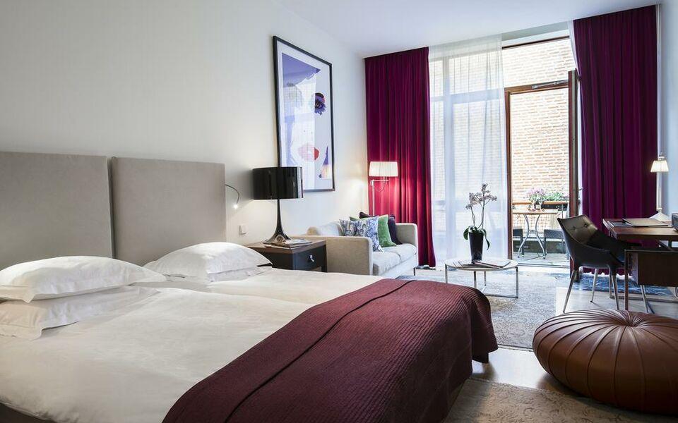 Berns hotel a design boutique hotel stockholm sweden for Boutique hotel stockholm