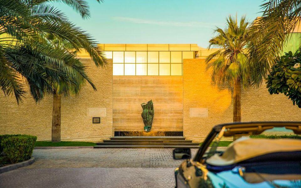 Per aquum desert palm a design boutique hotel dubai for Boutique spa dubai