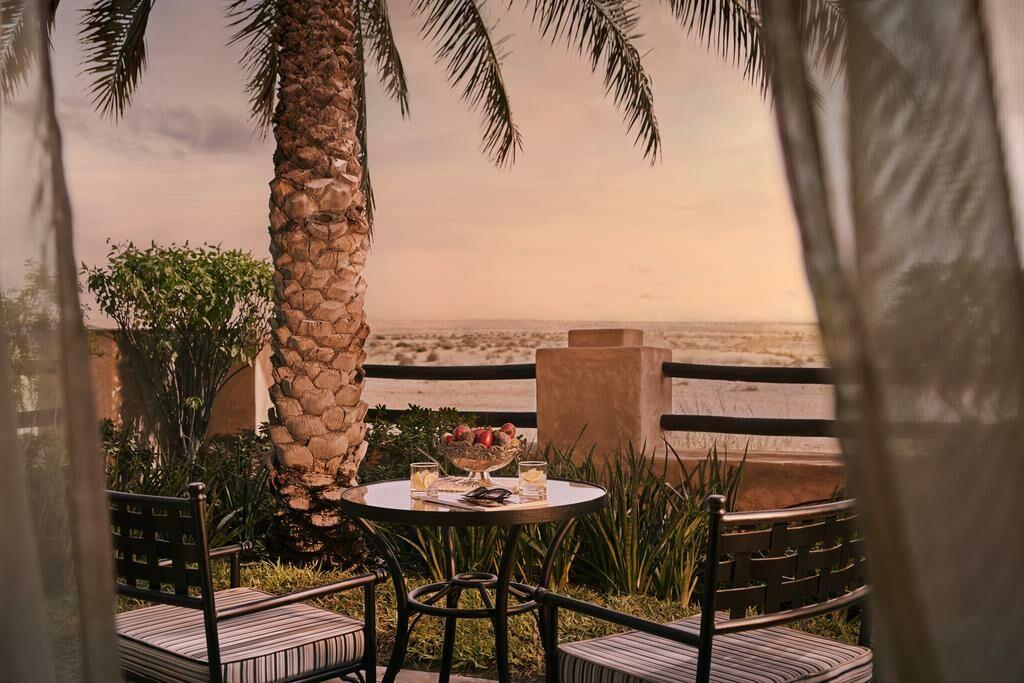 Bab Al Shams Desert Resort And Spa A Design Boutique