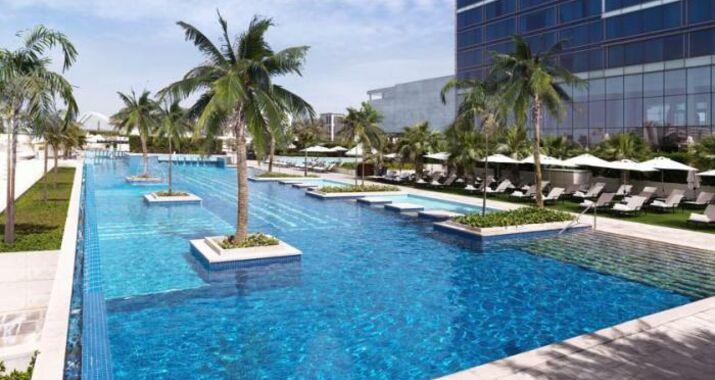Fairmont Bab Al Bahr A Design Boutique Hotel Abu Dhabi United Arab Emirates
