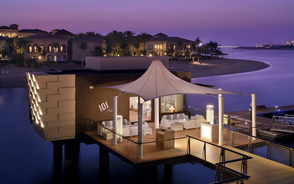 One only the palm a design boutique hotel dubai united for Small boutique hotels dubai