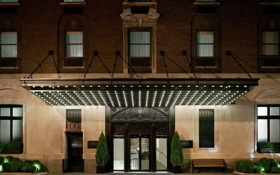 Public chicago chicago vereinigte staaten von amerika for Boutique hotels chicago michigan avenue