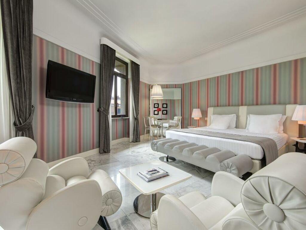 Grand Hotel Palace Rome Rom Italien