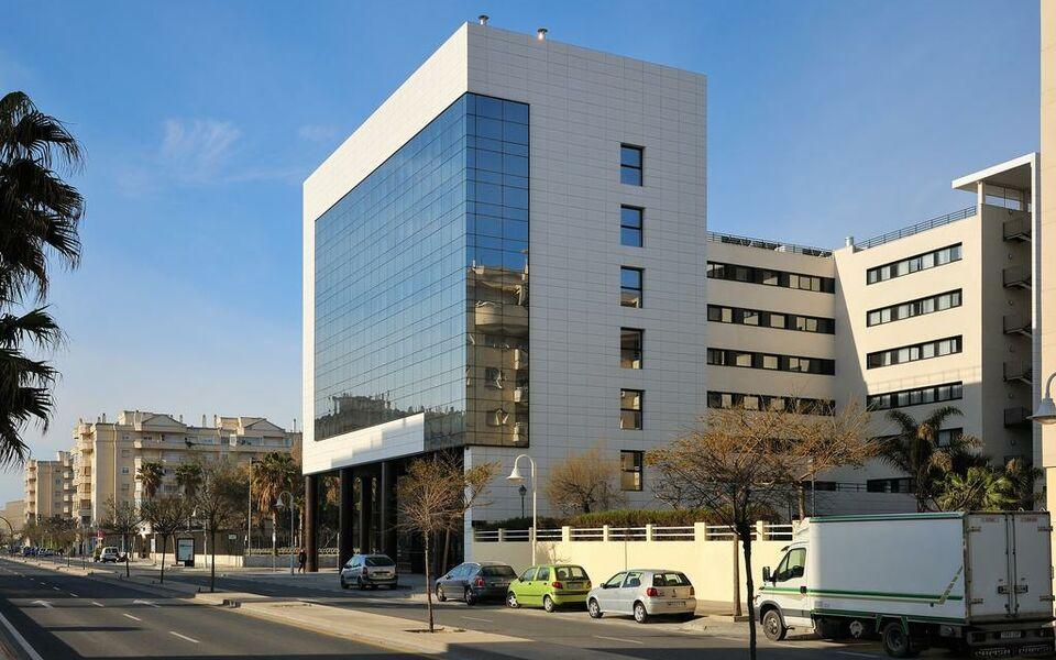 Vincci m laga m laga spanien for Designhotel spanien