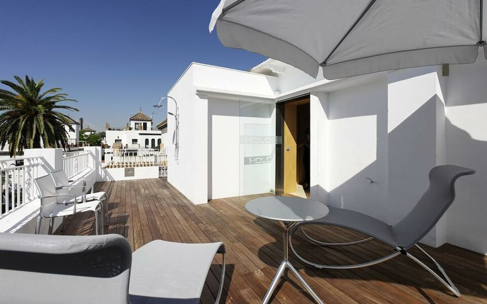 Boutique hotel holos sevilla spanien for Kleine boutique hotels