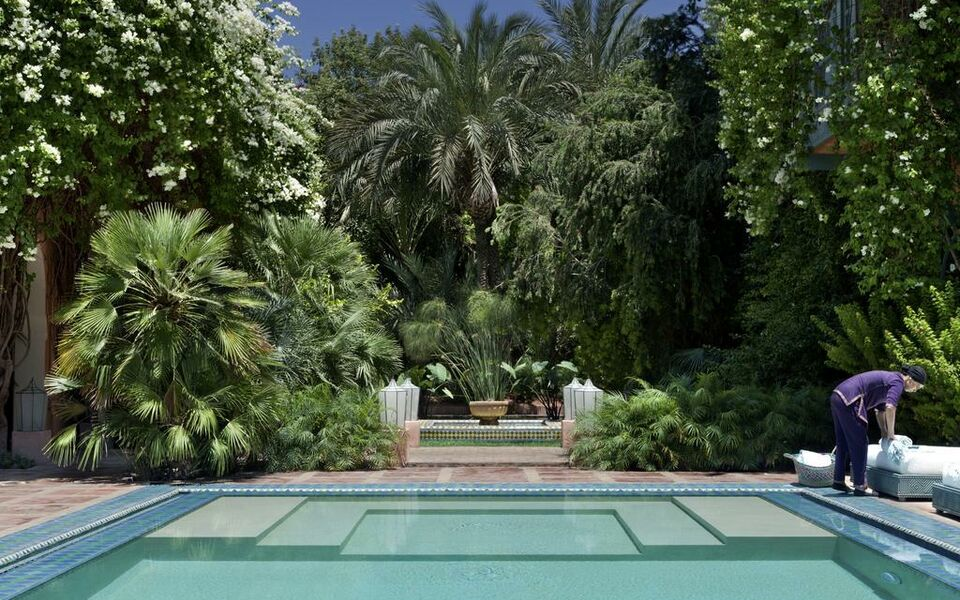 Dar Rhizlane, Palais Table d'hôtes & SPA, Marrakech, Hivernage (2)