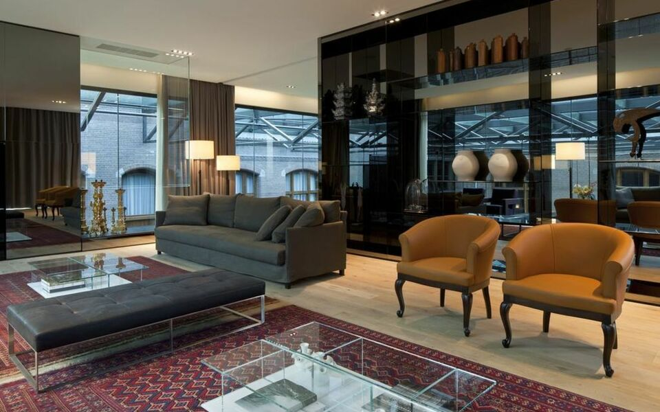 Conservatorium hotel a design boutique hotel amsterdam for Leading boutique hotels of the world