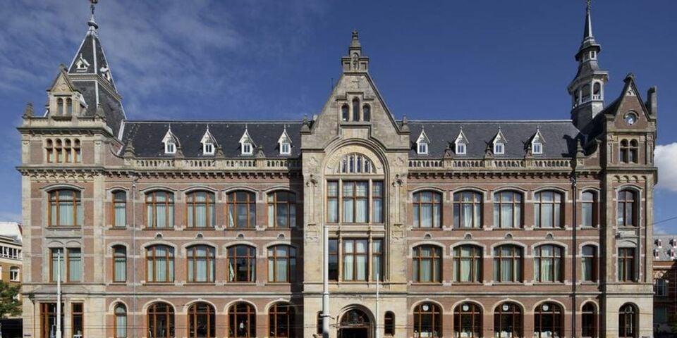 Conservatorium Hotel Van Baerlestraat 27 1071 An Amsterdam The Netherlands
