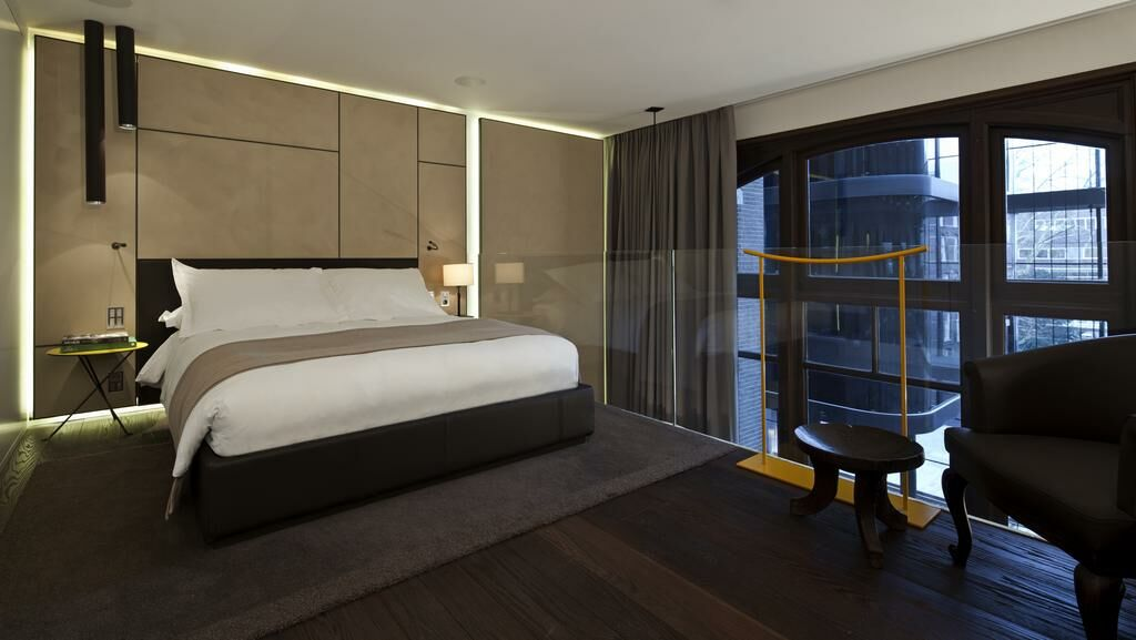 Conservatorium hotel the leading hotels of the world for Leading boutique hotels of the world