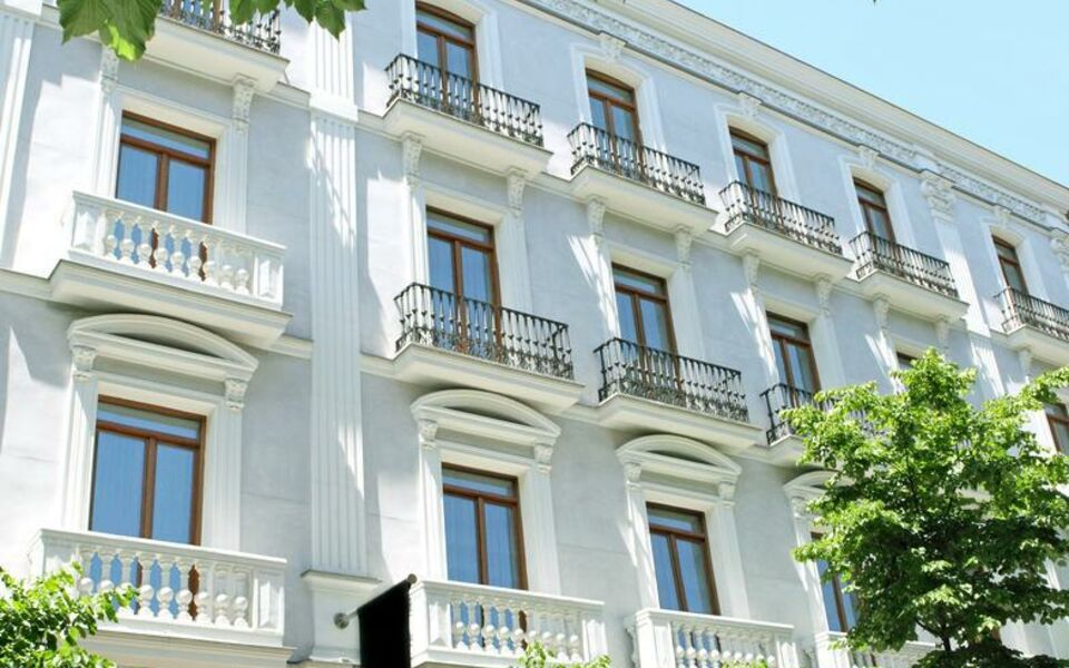 Hotel Nico Madrid A Design Boutique Hotel Madrid Spain