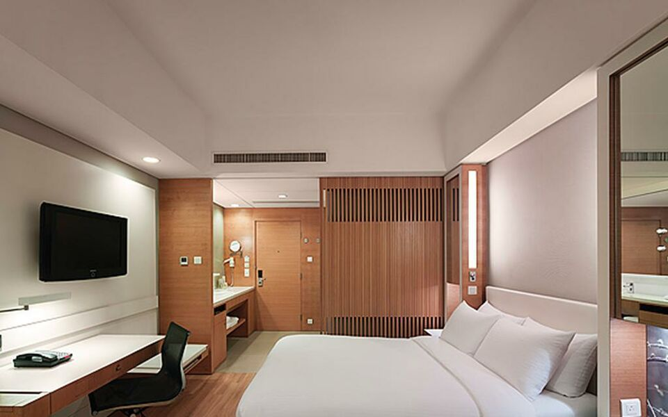 Hotel Jen Hong Kong, Hong Kong, Western District (10)