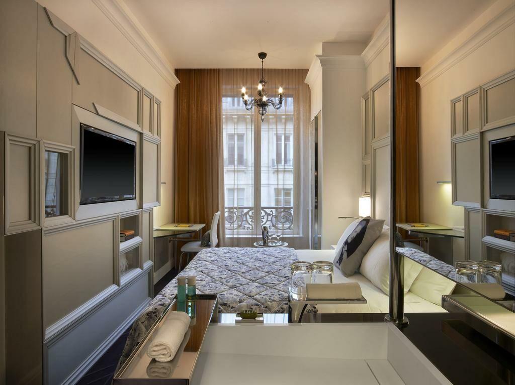 W paris op ra a design boutique hotel paris france for Paris hotel design