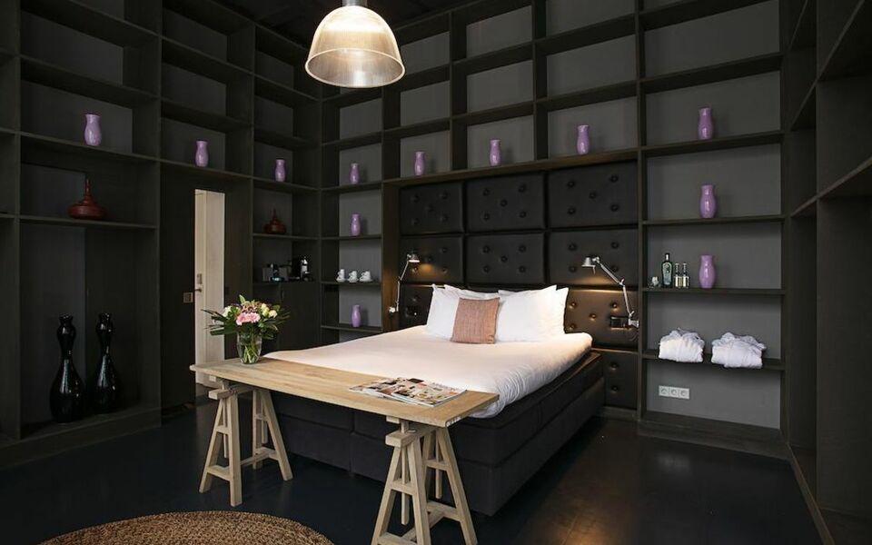 Hotel dom a design boutique hotel utrecht netherlands for Hotel design utrecht