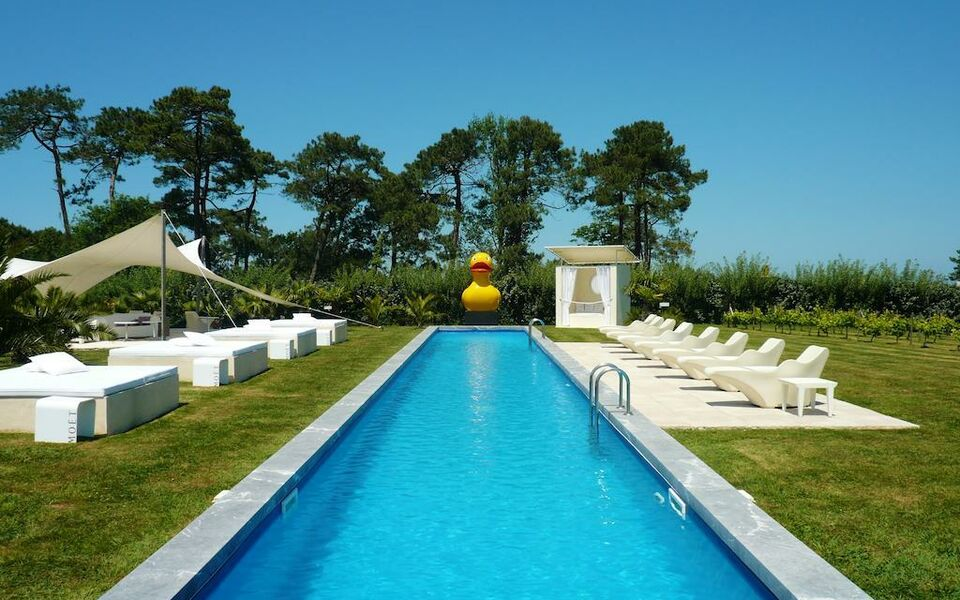 Beaumanoir Small Luxury Boutique Hotel, Biarritz (2)
