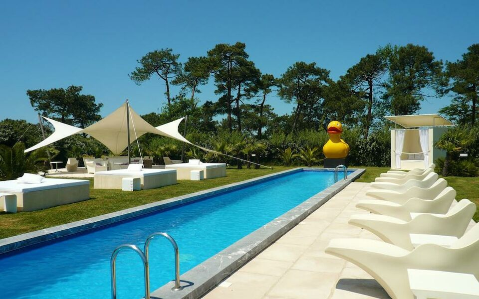 Beaumanoir Small Luxury Boutique Hotel, Biarritz (8)
