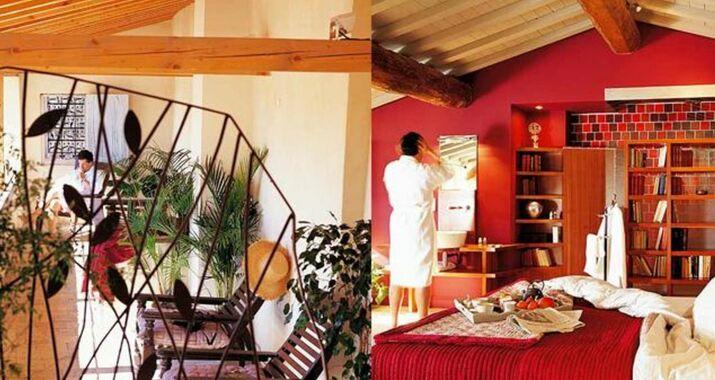 la maison sur la sorgue esprit de france a design boutique hotel l 39 isle sur la sorgue france. Black Bedroom Furniture Sets. Home Design Ideas