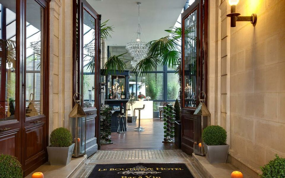 Le Boutique Hotel Bordeaux, Bordeaux (3)