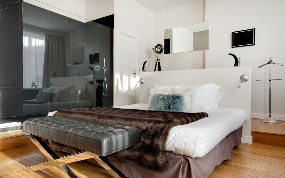 Le boutique hotel bordeaux a design boutique hotel for Hotel bordeaux boutique