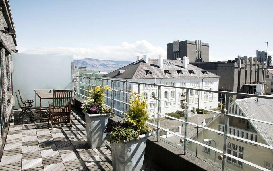 101 hotel a design boutique hotel reykjavik iceland for Design hotel 101