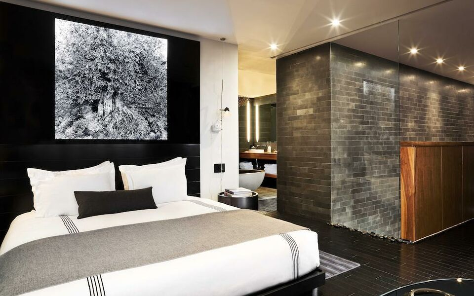 Sixty les a design boutique hotel new york city u s a for Sixty hotel new york
