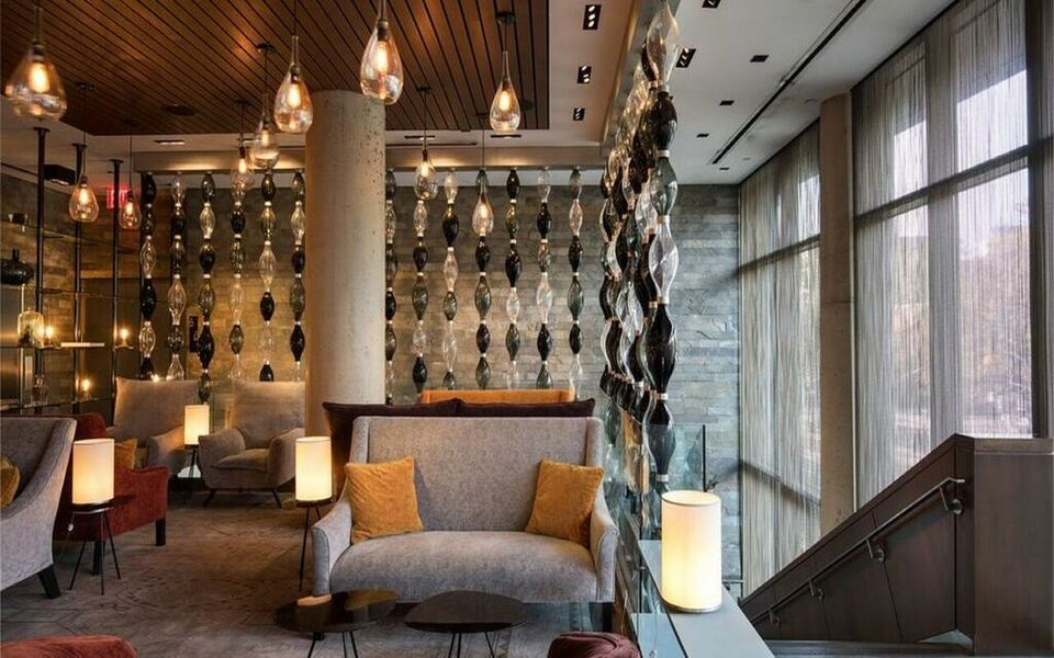 Sixty les a design boutique hotel new york city u s a for Design boutique hotels new york