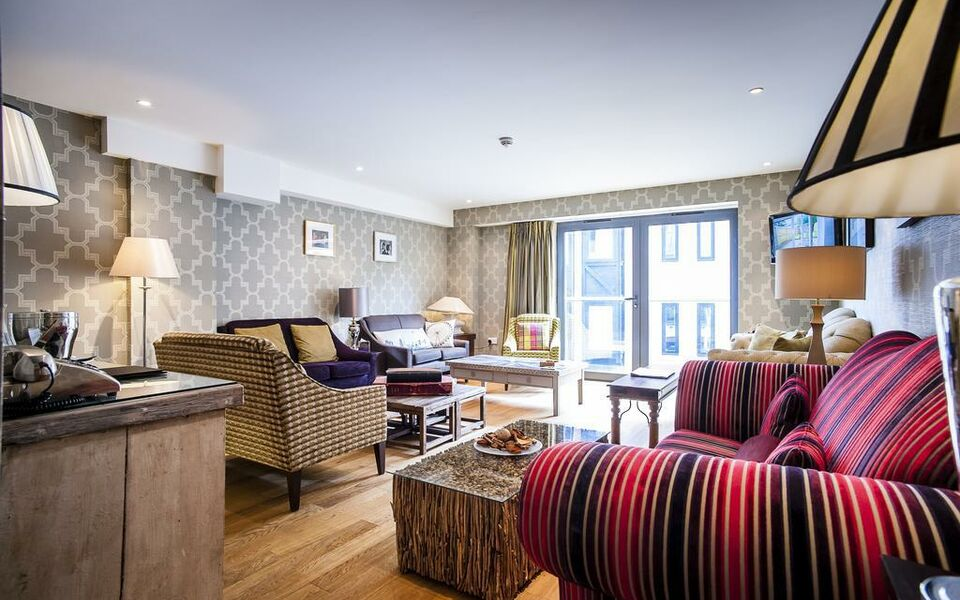 Rooms: The Varsity Hotel & Spa, A Design Boutique Hotel Cambridge