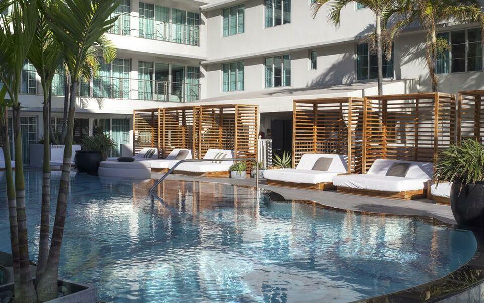 Miami Beach Boutique Hotels Luxury Design