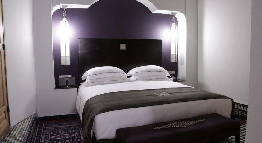 Palais amani fes maroc my boutique hotel for Chambre double lits jumeaux
