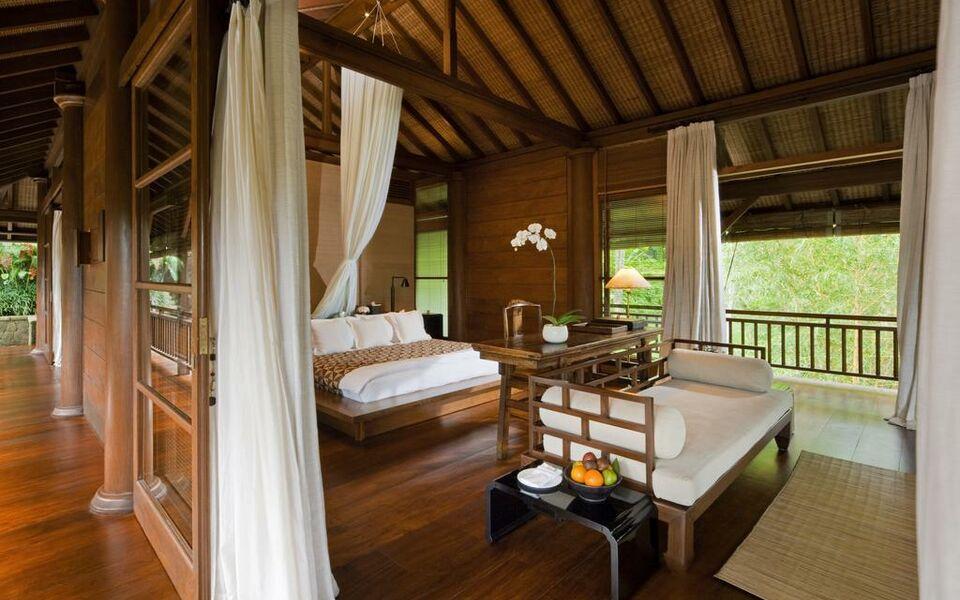 Como Shambhala Estate A Design Boutique Hotel Payangan